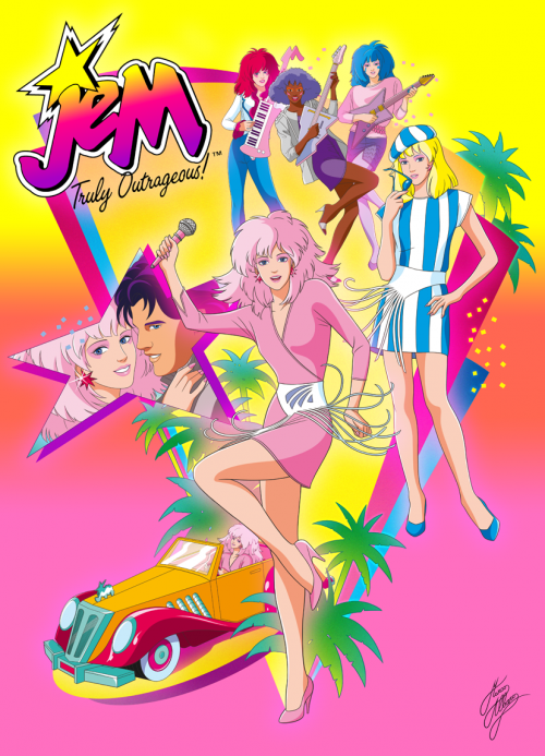 JEM TRULY OUTRAGEOUS!